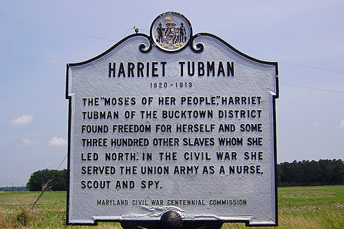 Harriet Tubman Underground Railroad