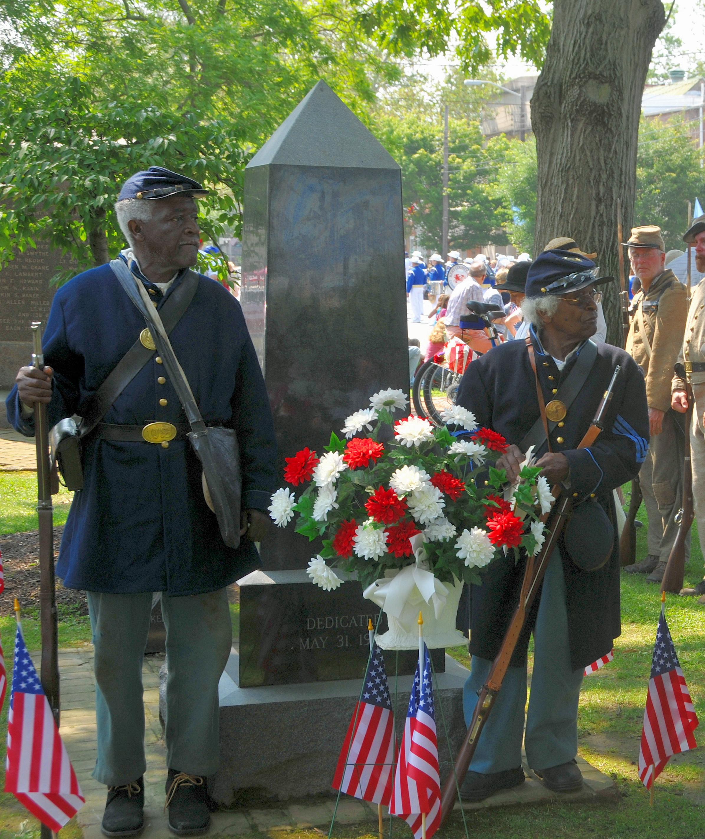 Reflections On Memorial Day >> Remembering Kent County S African American Civil War Soldiers On