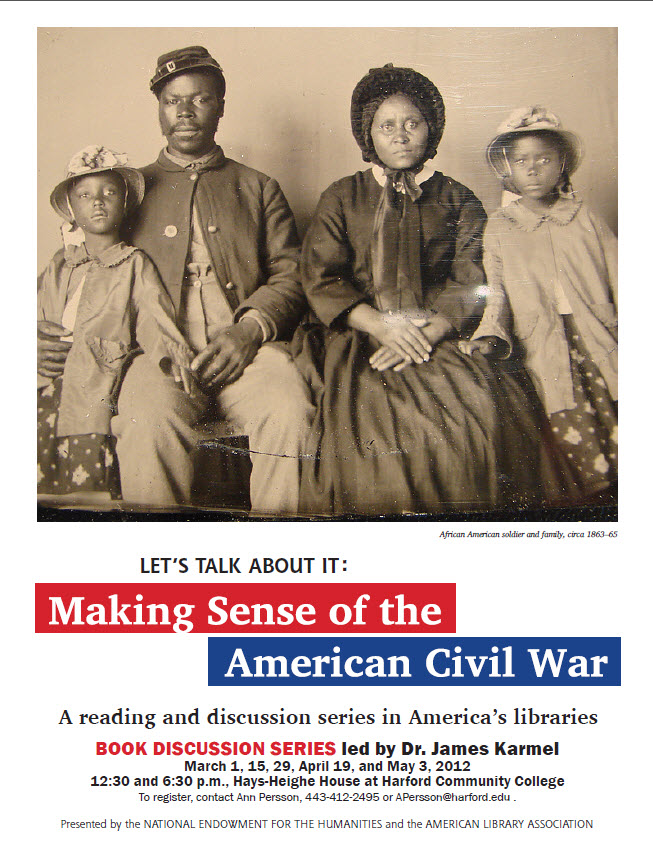 Making Sense Of African American >> Let S Talk About It Making Sense Of The American Civil War