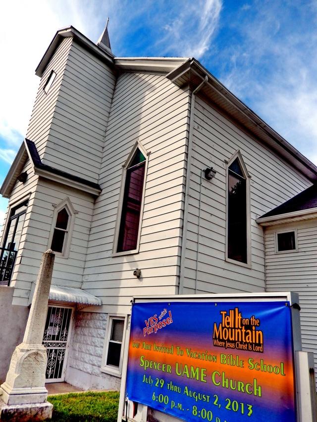 Spender U.A.M.E Church in Woodstown, NJ