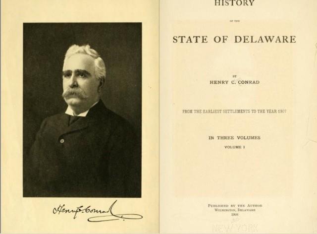 Conrad's History of Delaware