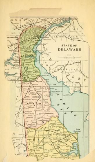 history of delaware conrad