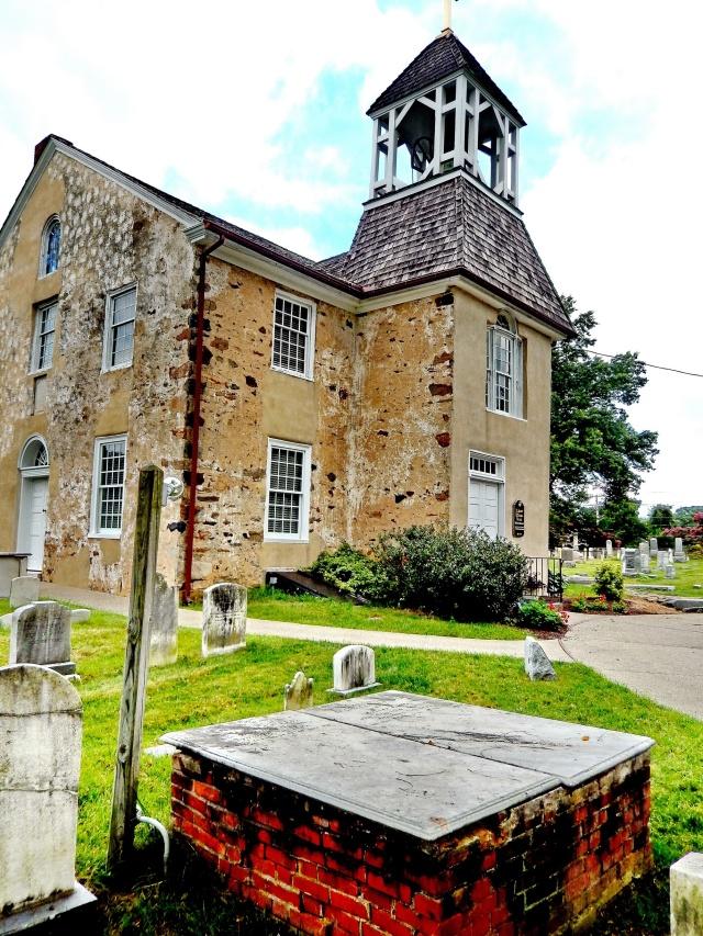 St. James Episcopal Church, Stanton, DE.