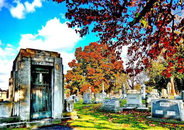 The East View Cemetery in Salem City, NJ was established in 1885.
