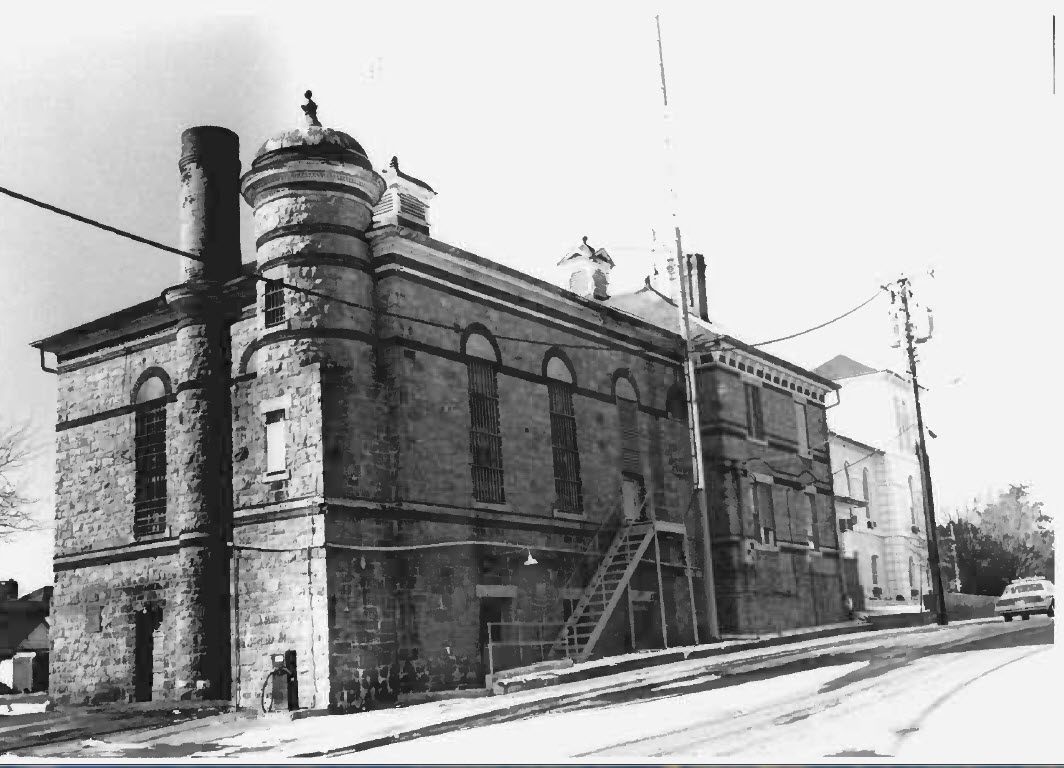 Dorchester County's Fine Jail Opened to Prisoners in 1883