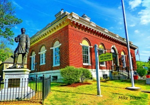 The Milford Historical Society.
