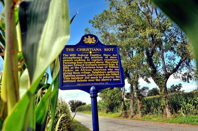 The Christiana Riot, Christiana, PA