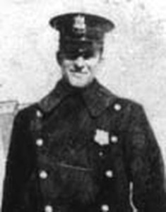 Wilmington Patrolman Francis X. Tierney, EOD March 6, 1915  source:  Delaware Police Chief's Council  http://depolicechiefscouncil.org/in-memoriam.html