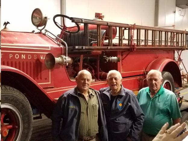 Sudlersville Fire Company American LaFrance