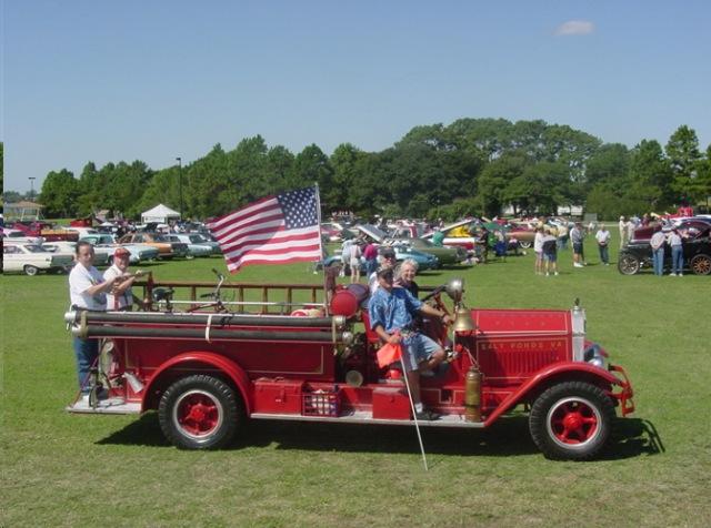 Sudlersville Fire Company's American La France